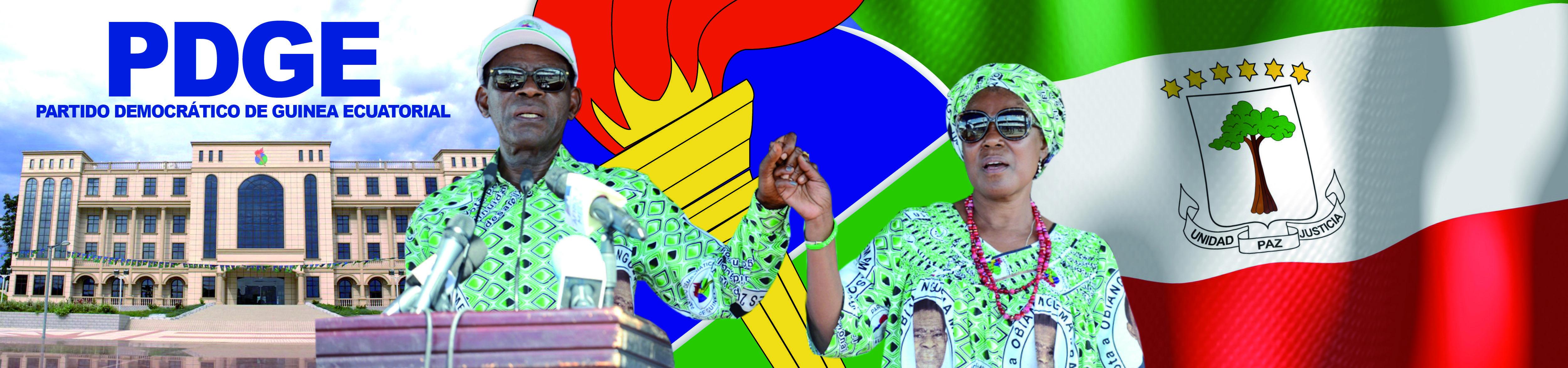 Partido Democratico Guinea Ecuatorial PDGE