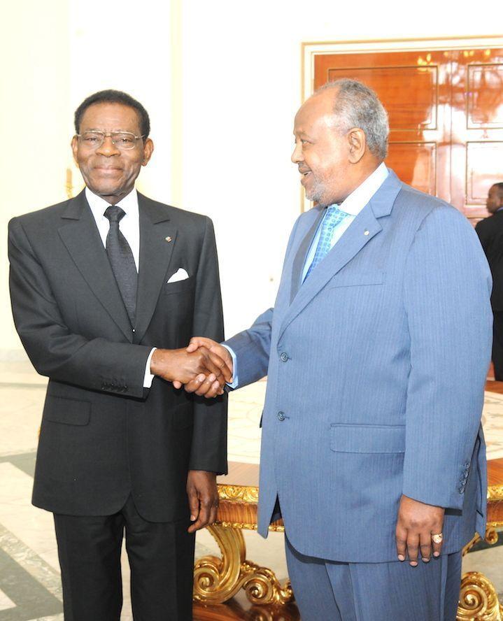 Así ha sido el viaje oficial de S. E. Obiang Nguema Mbasogo a la República de Djibouti