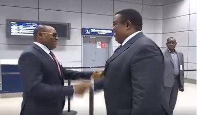El Secretario General del PDGE viaja a Congo-Brazzaville, en representación de la Vicepresidenta del partido