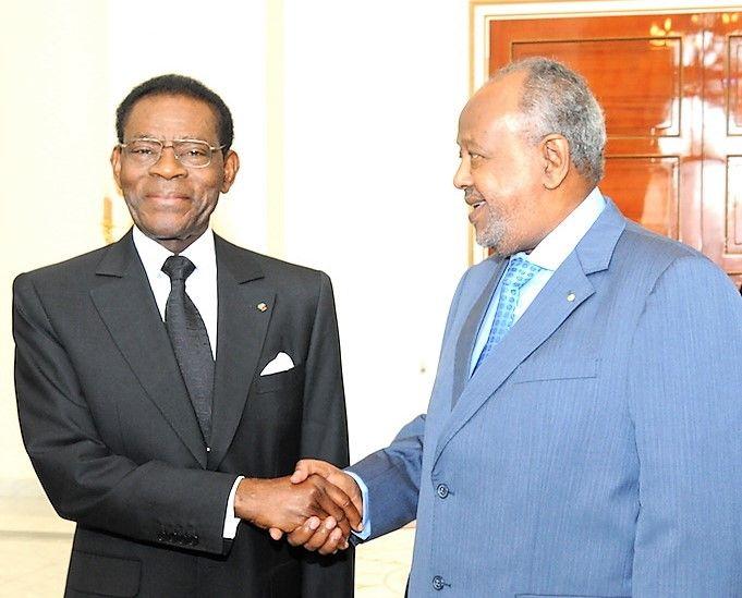 Intensa jornada en el viaje oficial de S. E. Obiang Nguema Mbasogo a Djibouti