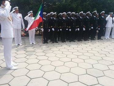 Graduación de la primera promoción de cadetes de ingeniería naval en Rusia