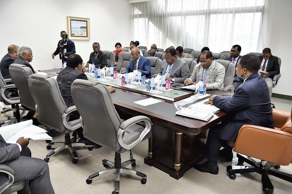 El Primer Ministro dirige el Consejo Directivo de la Presidencia del Gobierno