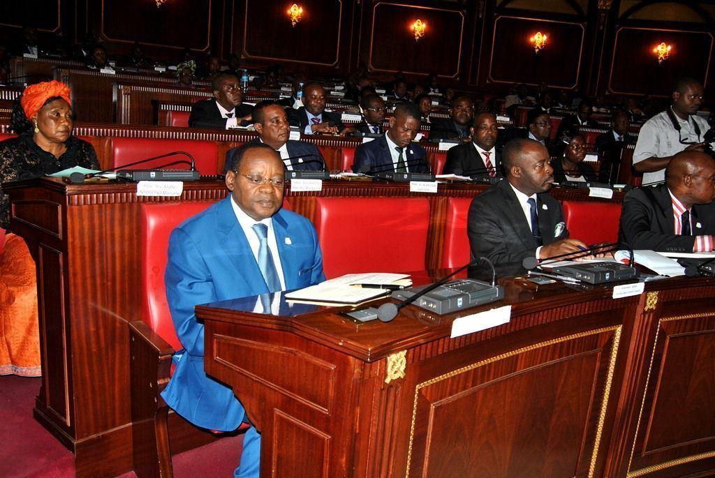 El Gobierno presenta proyectos de leyes en el Parlamento