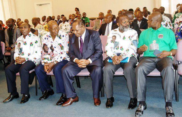 Los nuevos responsables del PDGE juran sus cargos
