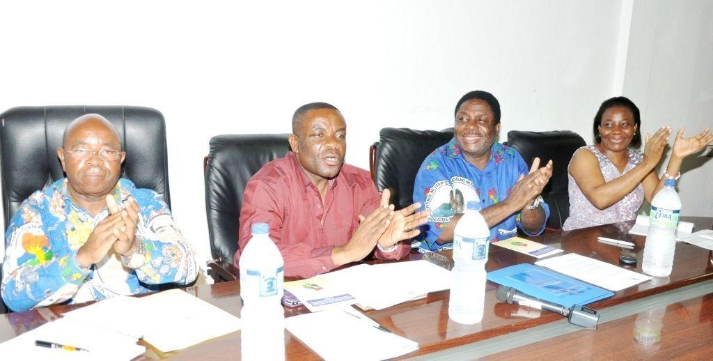 La Comisión de Seguimiento de Akonibe se reúne en Bata