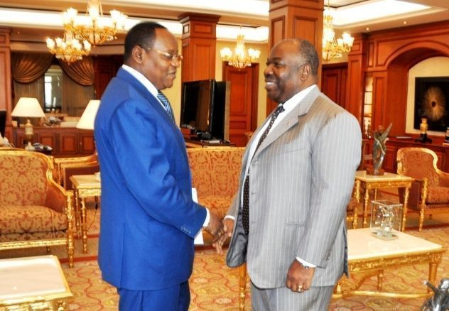 El Secretario General se reúne con Ali Bongo Ondimba, Presidente de Gabón
