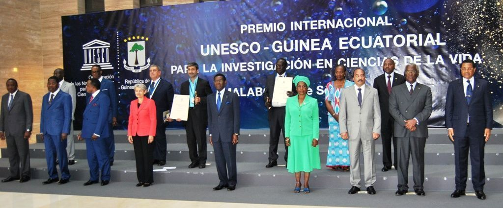 Mensaje de Felicitación al Presidente Fundador por el Premio UNESCO