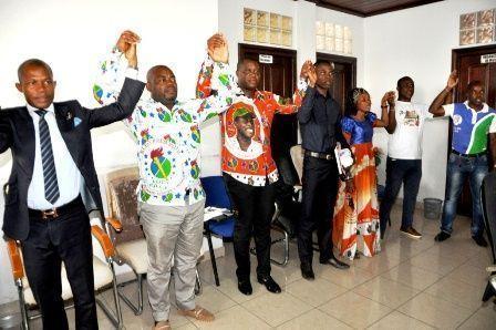Reunión de la Asociación Hijos de Obiang