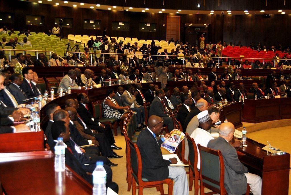 Ceremonia de Inauguración de la Mesa del Diálogo Nacional