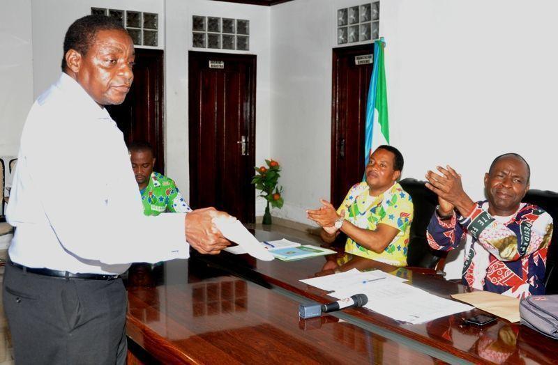 Reuniones de la Comisión Distrital de Cogo