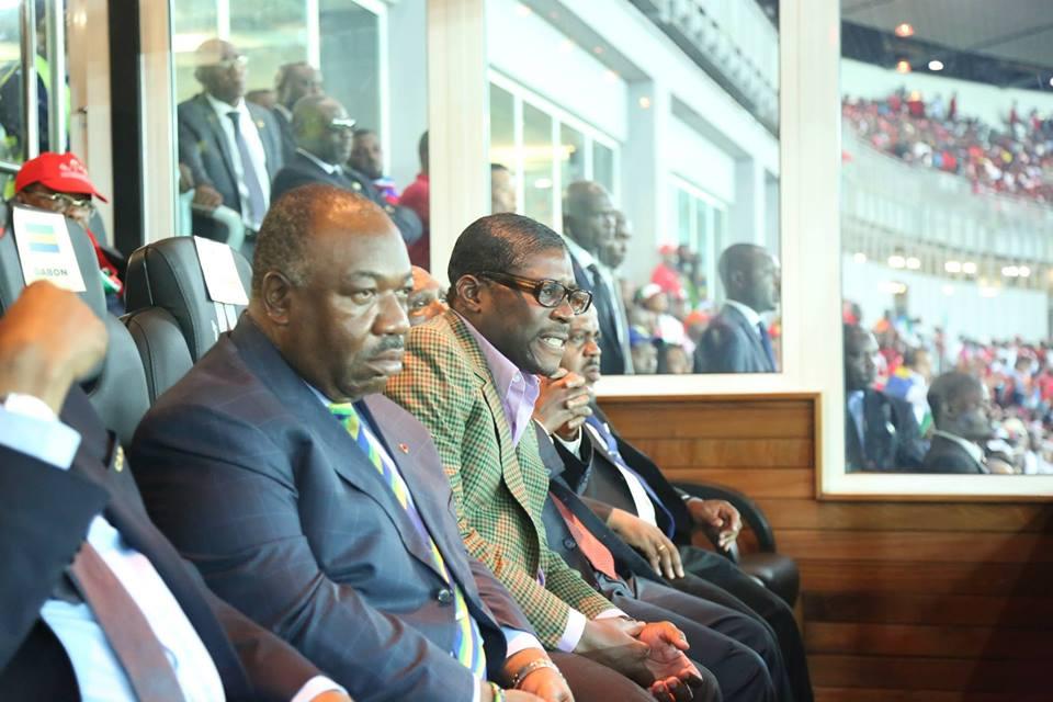 Felicitación de S. E. Nguema Obiang Mangue al Nzalang Nacional