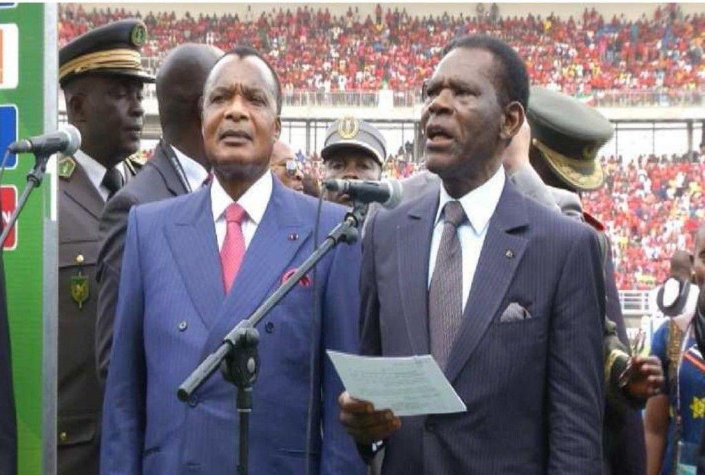 El Pueblo de Guinea Ecuatorial vuelve a apoyar a su Presidente