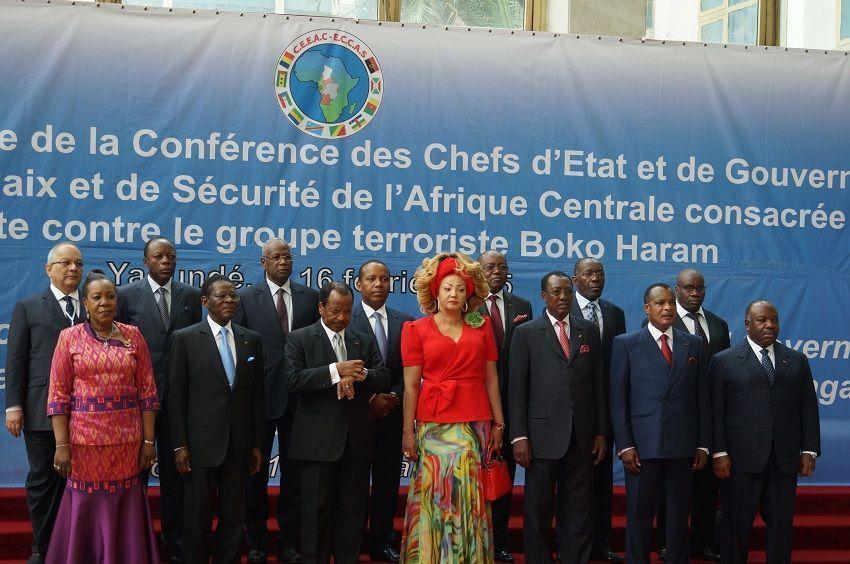 Histórica reunión para combatir a Boko Haram
