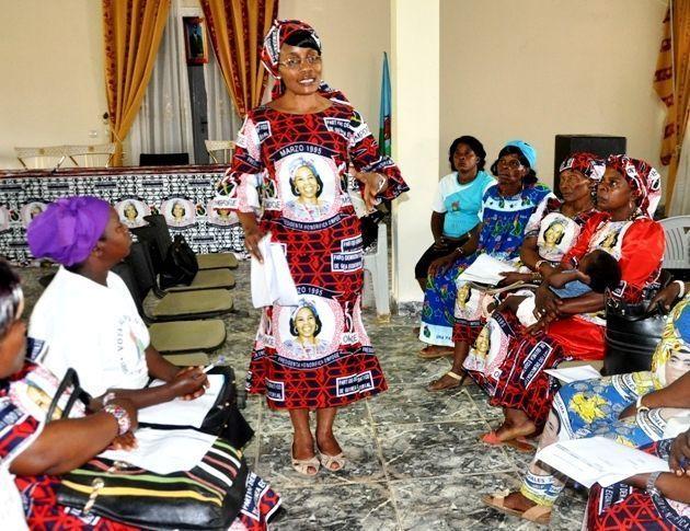 La gira del seminario de mujeres llega a Centro Sur