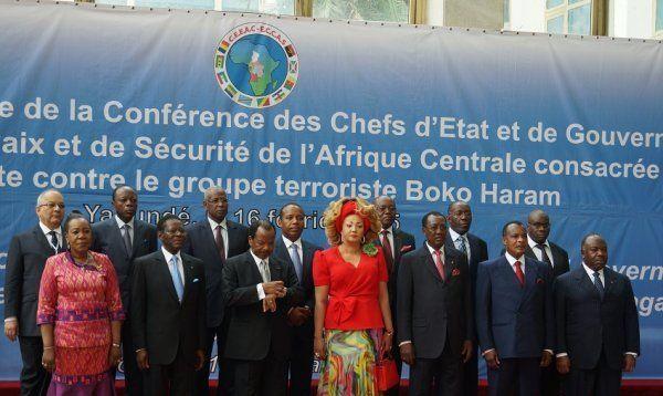 Apoyo técnico y financiero a la CEEAC contra Boko Haram