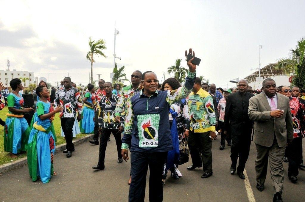 El PDGE concluye su gira en la Isla de Bioko