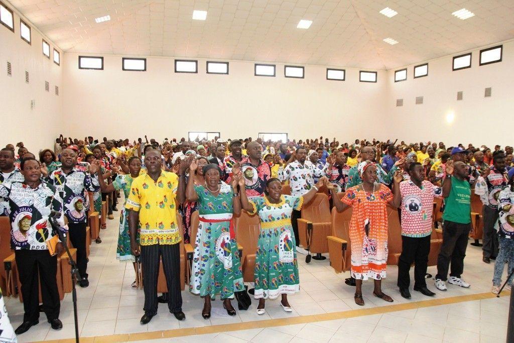 Gira PDGE 2015: Lleno hasta la bandera en Annobón