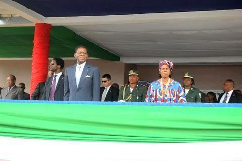 S. E. Obiang Nguema Mbasogo, nombrado Hijo Predilecto de Niefang