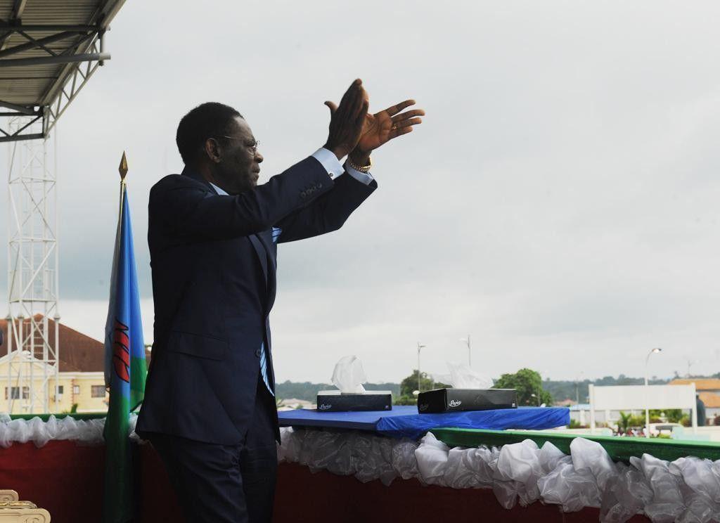 El 29º Aniversario del PDGE se celebra en Mongomo