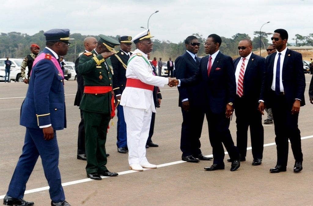 Guinea Ecuatorial en fiestas