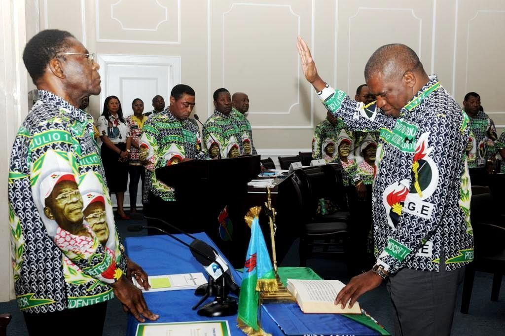 Junta Nacional Extraordinaria del PDGE