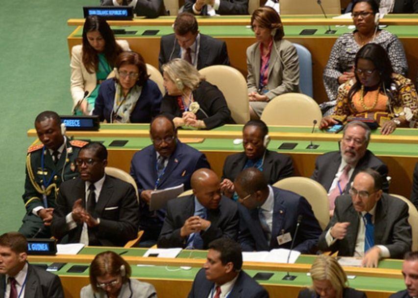 El Vicepresidente Segundo recuerda, ante las Naciones Unidas, los grandes avances de desarrollo en Guinea Ecuatorial