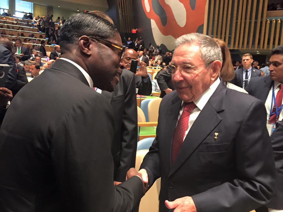 El Segundo Vicepresidente de la República en la ONU