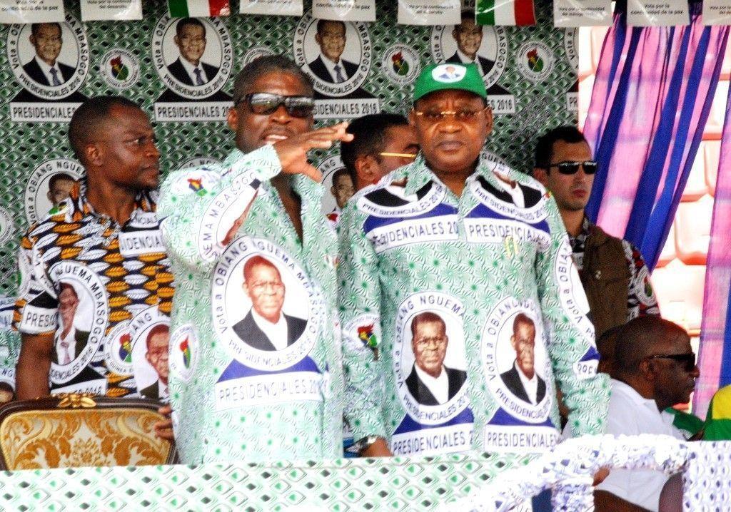 El PDGE celebra la victoria electoral en Baney