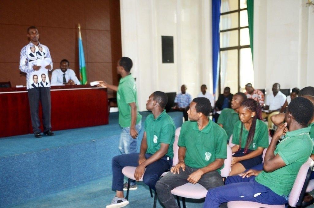 El concurso Cesta y Punto en Malabo