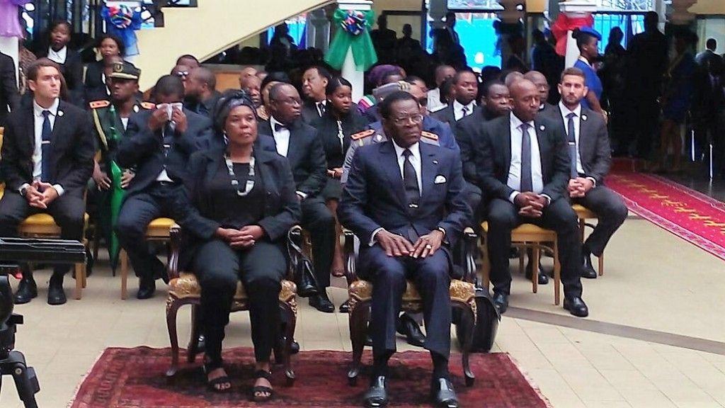 Dolor máximo en el homenaje a la figura de Braulio Ncogo Abegue