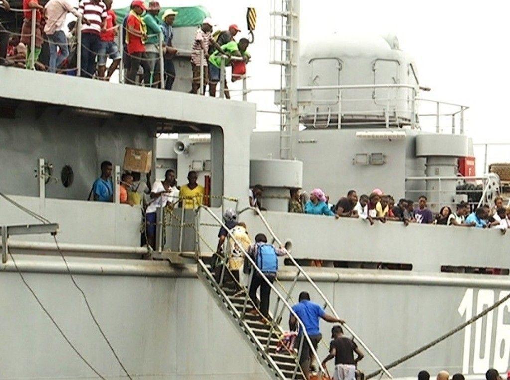 Un segundo barco para trasladar a los estudiantes