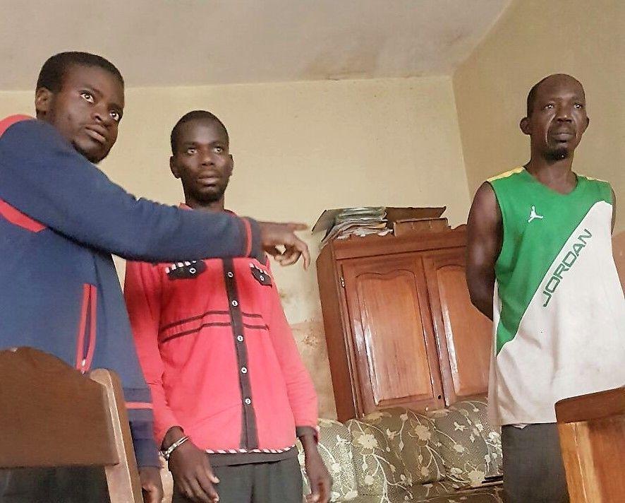 El caso del robo en la casa del Secretario General del PDGE, resuelto