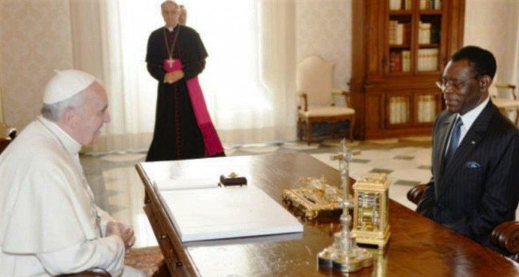 Viaje a Roma, invitados por el Papa