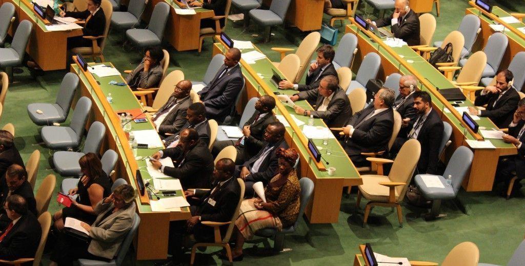 Intensa participación de Guinea Ecuatorial en la 71ª Sesión de la Asamblea General de la ONU
