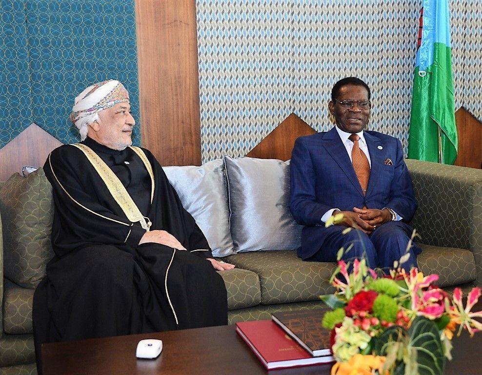Reuniones presidenciales durante la cumbre