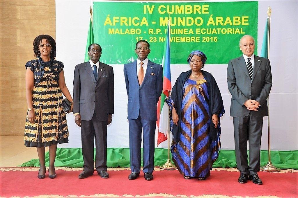 Apertura de la IV Cumbre África-Mundo Árabe