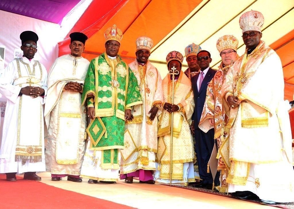 Consagración del nuevo Obispo de la Iglesia Católica Ortodoxa Ecuménica