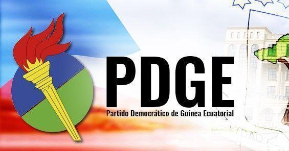 Programa del VI Congreso Nacional Ordinario del PDGE