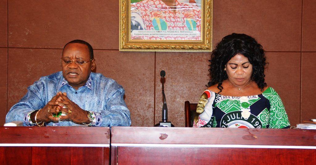 Encuentro para coordinar el VI Congreso Nacional Ordinario del PDGE