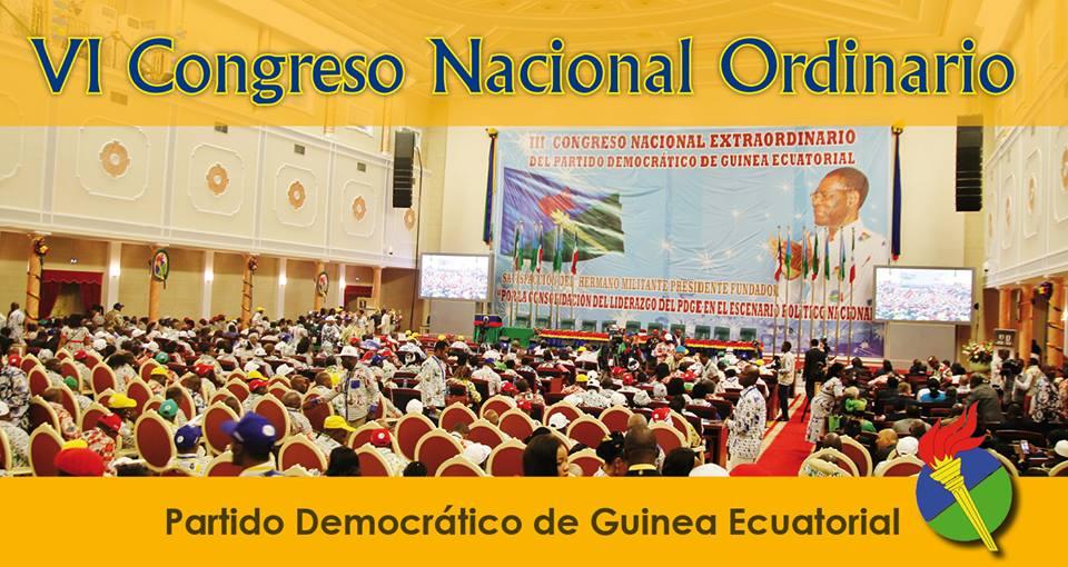 Un día para el inicio del VI Congreso Nacional Ordinario