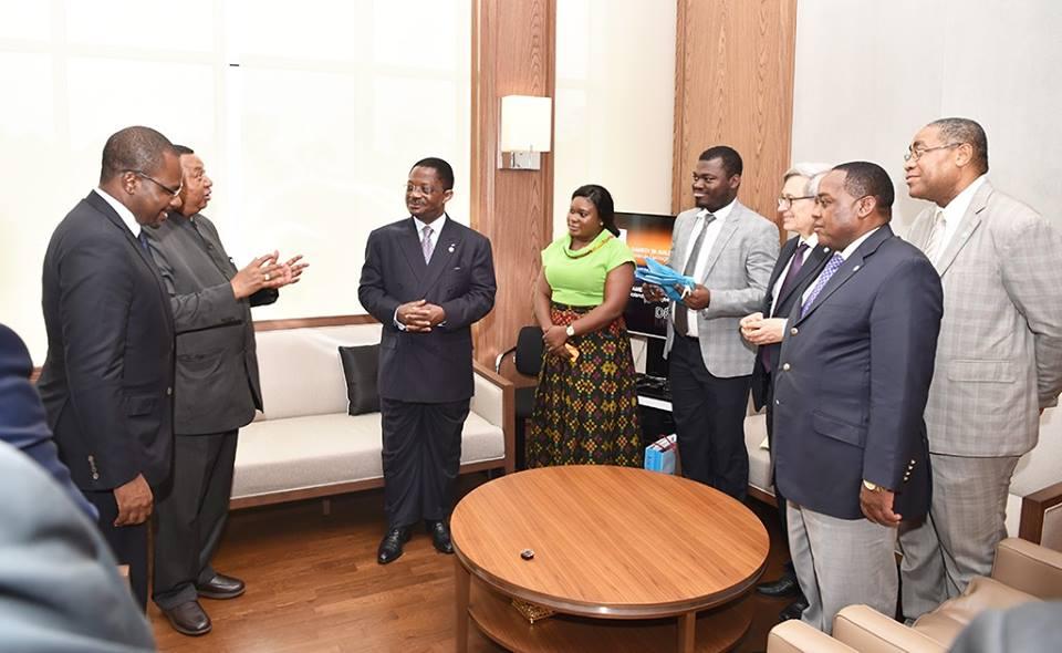 Una delegación de la OPEP visita Guinea Ecuatorial