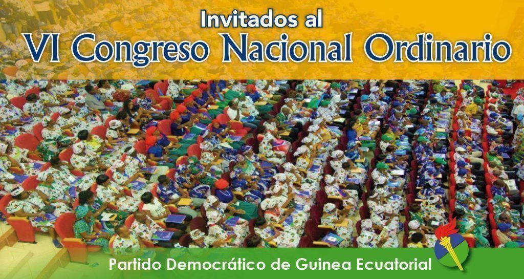 Participantes invitados al VI Congreso del PDGE