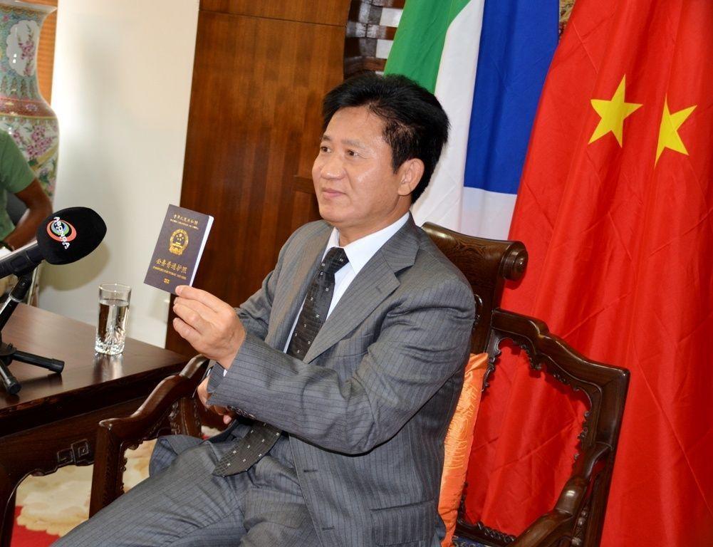 El embajador de la República Popular China habla sobre los resultados del reciente viaje del Vicepresidente a Beijing