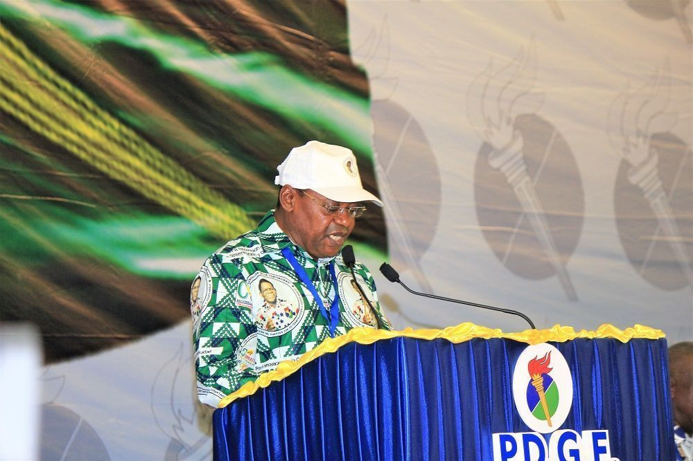 Balance del Secretario General del PDGE