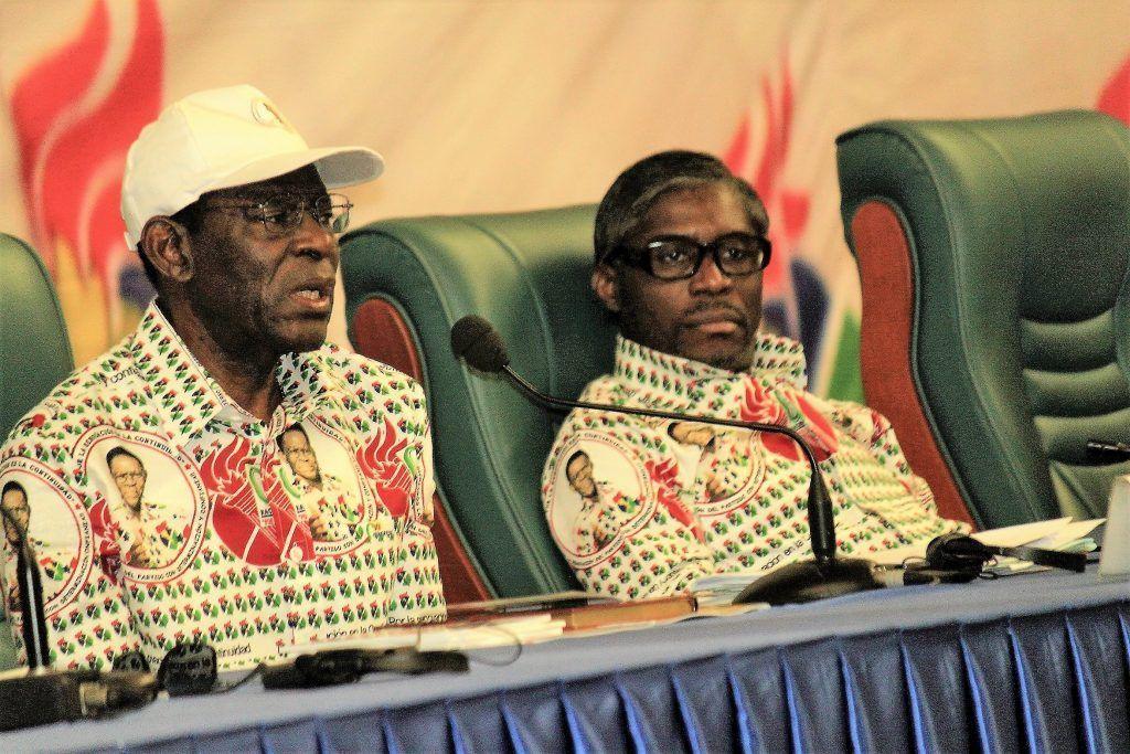La intervención de los representantes de toda la militancia cierra la segunda jornada