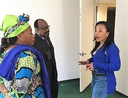 La Misión Permanente de Guinea Ecuatorial ante Naciones Unidas se prepara para la inclusión de nuestro país en el Consejo de Seguridad
