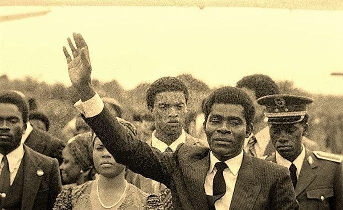 Mensaje de felicitación del Partido Democrático de Guinea Ecuatorial