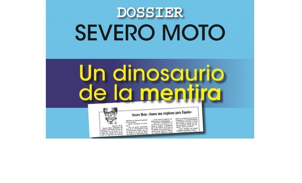 El golpista Severo Moto sigue engañando al periódico ABC