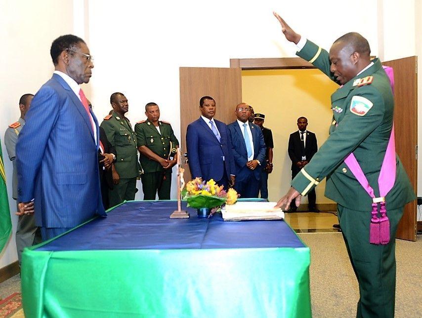 Los nuevos responsables del Ministerio de Defensa juraron sus cargos