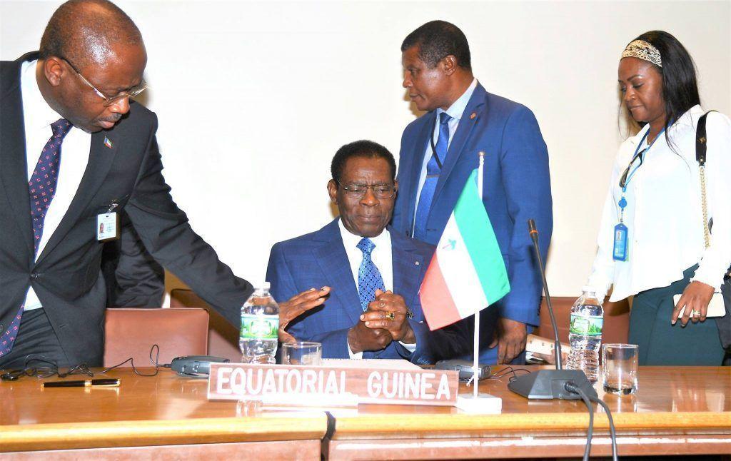 El Presidente asiste a la Reunión África-Japón en Naciones Unidas